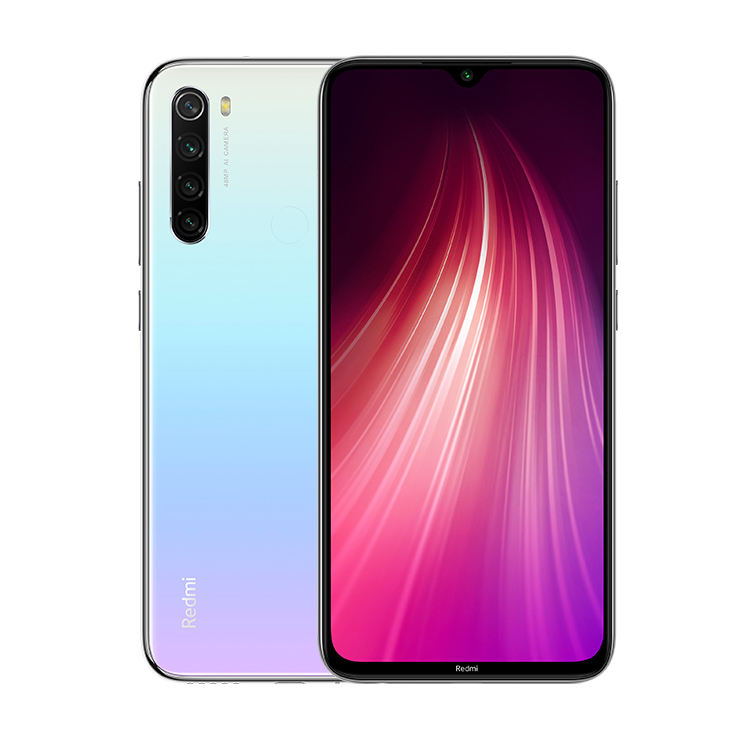 Newest Xiaomi Redmi Note 8 Cell Phone 6GB 64GB Octa Core 48MP Camera 4000mAh 18W Fast Charging Smartphone