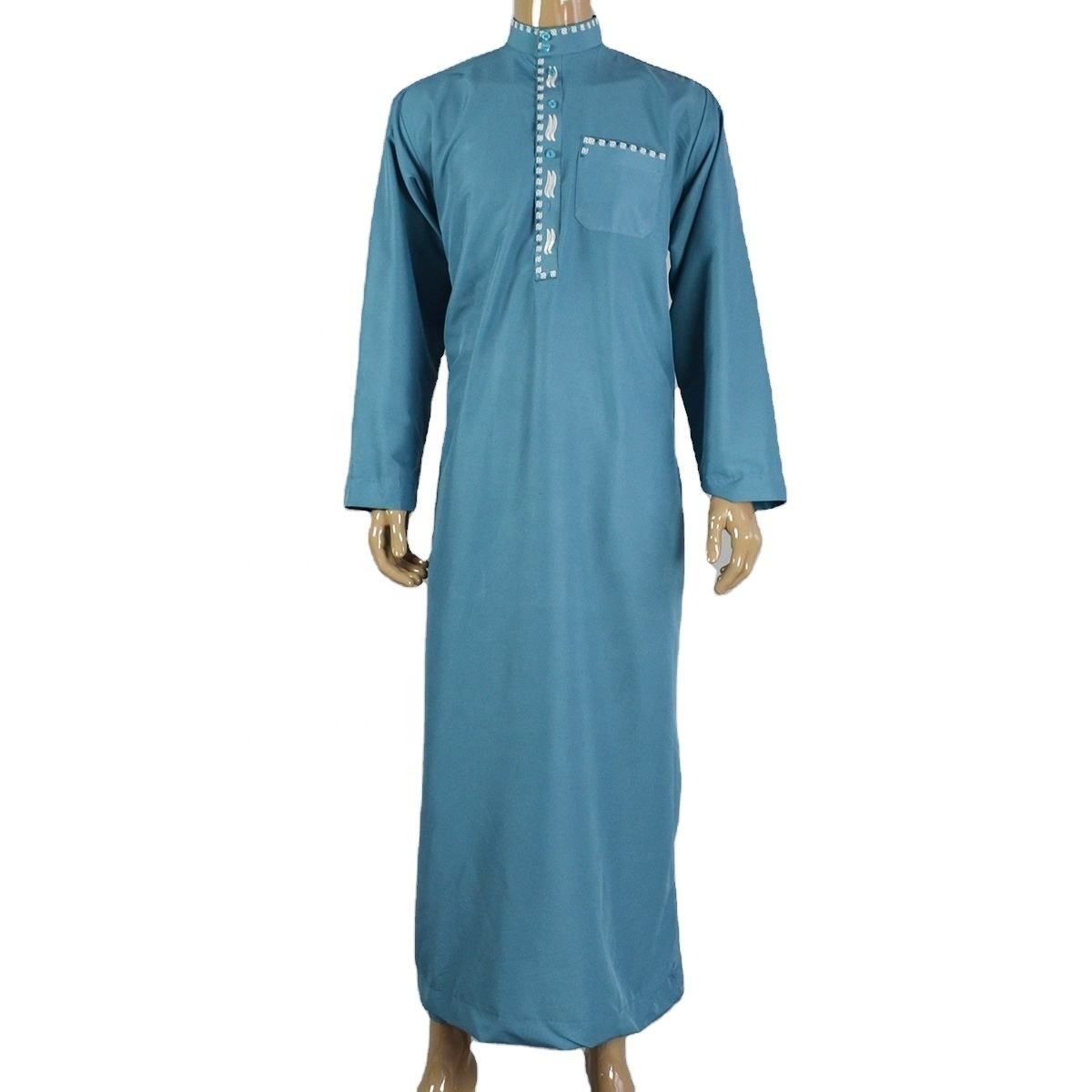 high quality Islamic clothing men/thobe/jubbah/abaya for men