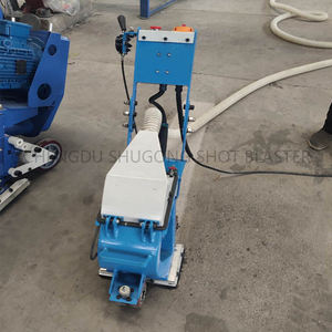 CE /ISO approved factory price China aspalt small floor sanding shot blast machines for sale