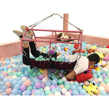 Real people claw toy human arcade crane+crane machine game