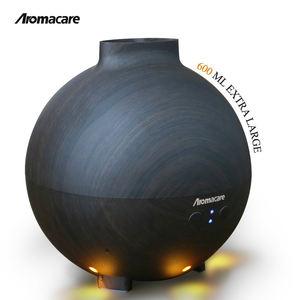 Ультразвуковой эфирный масляный диффузор 600 мл Vicks увлажнитель с частной этикеткой