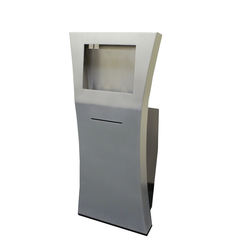 Sheet Metal Custom Processing Shell Of The Self-service Terminal Equipment Enclosure