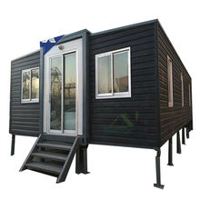 Kit set resort expandable container home prefabricated prefab house