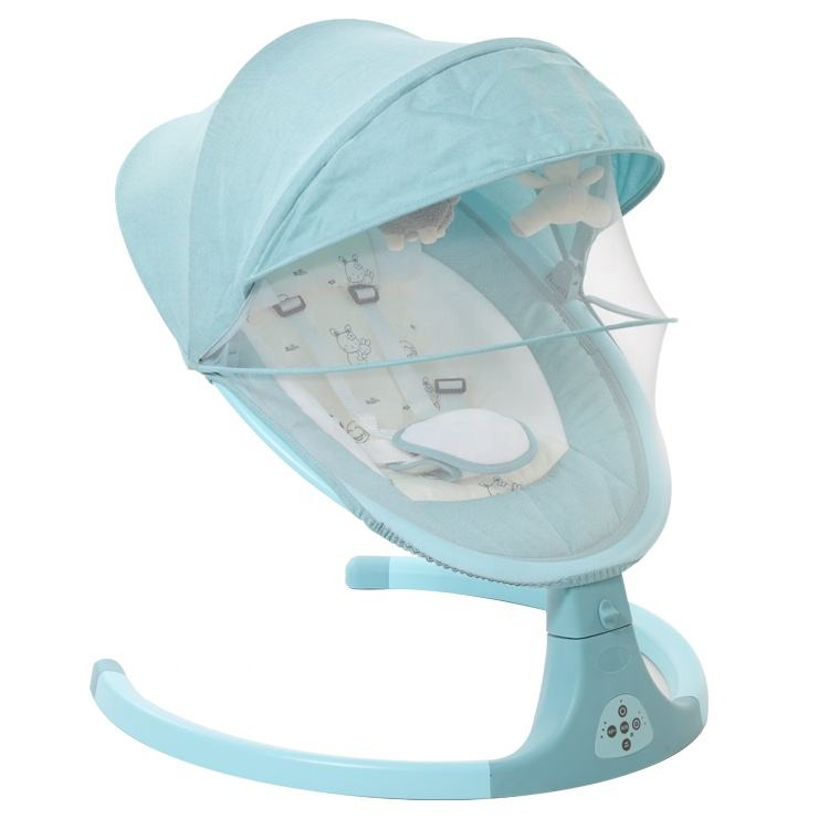 Baby swing electric automatic cradle baby swing bouncer electric