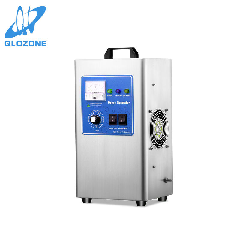 5g portable water treatment parts price water medical ozone generator