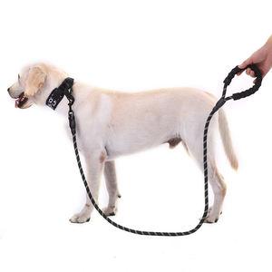 Macram\u00e9 Dog Leash Dog Leash Handmade Dog Lead