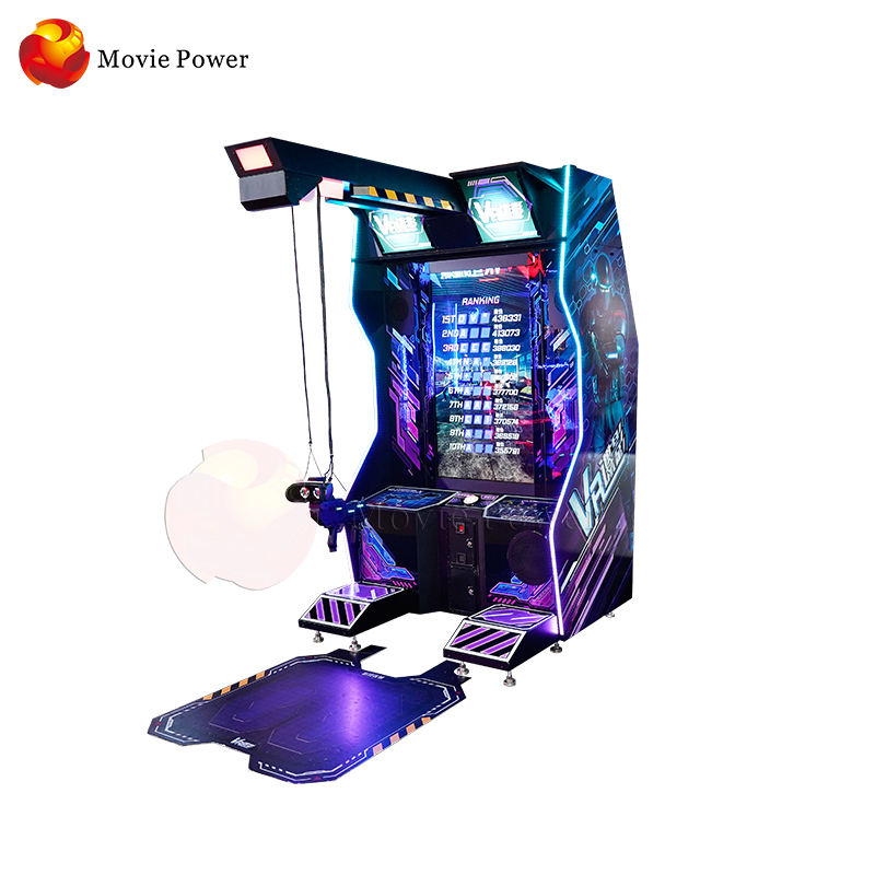 Hot Sale Amusement+Park+Products Virtual Reality Fun Box Gaming Machine Products 9D Vr Playstation for Education