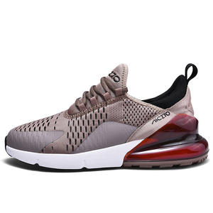 New arrive shock-absorbant air cushion sports men shoes for running