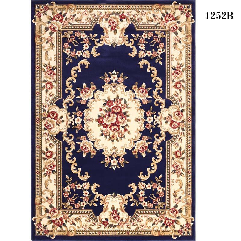 2020 classic design 12mm thick polypropylene wilton woven area rug