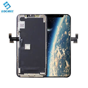 Phone screen for IPhone X XR XS MAX 11 LCD for iphone 11 display screen for iphone XS OLED lcd touch display