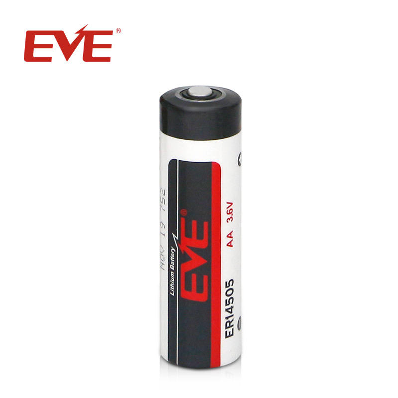 EVE Primary Lithium Battery ER14505 Disposable Batteries 3.6V 2700mAh AA lithium battery aa for Automatic Smart Meters