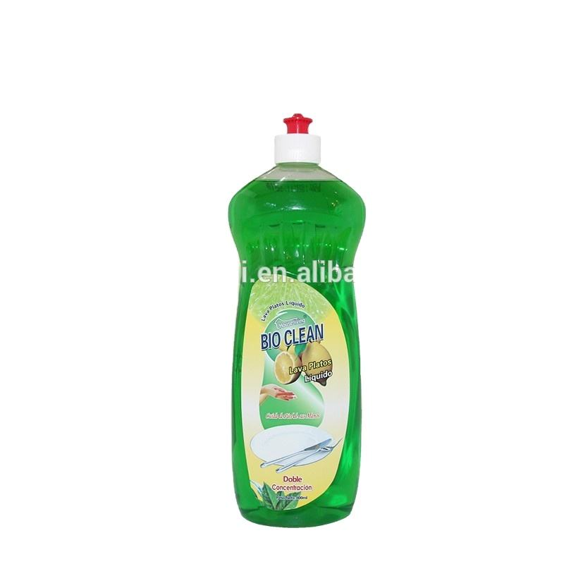 2016 Best Selling 750ML Liquid Dishwashing Detergent Dishwasher Liquid Brands