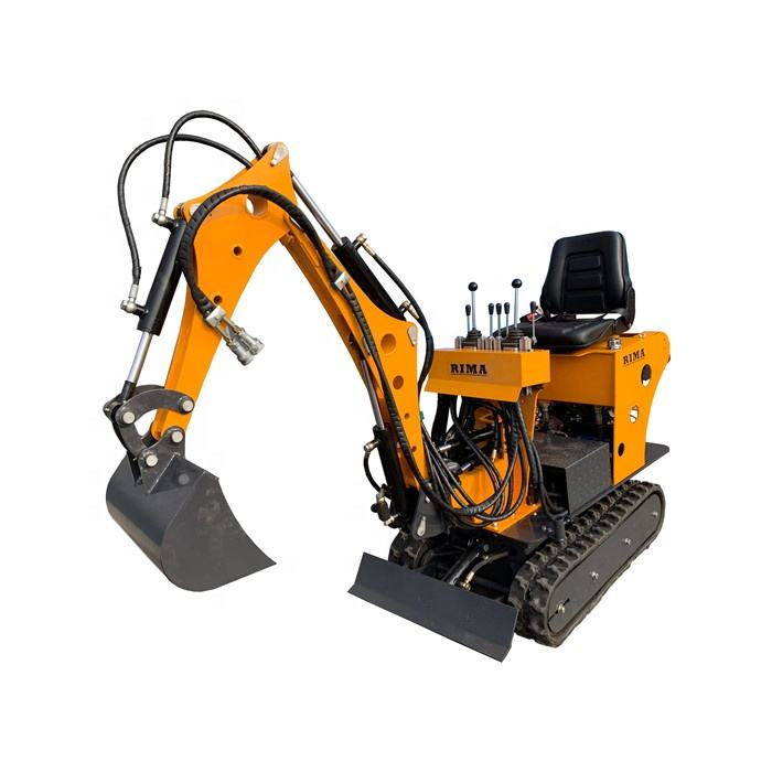 Gasoline engine ,mini backhoe,towable backhoe