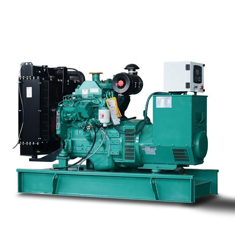 37,5 KVA 30KW Drei Phase Offenen <span class=keywords><strong>Diesel</strong></span>-Generator