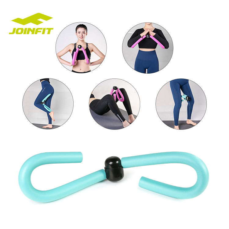 2020 professional Home Fitness equipment gym soft foam Arm and Leg Trainer Thigh Master