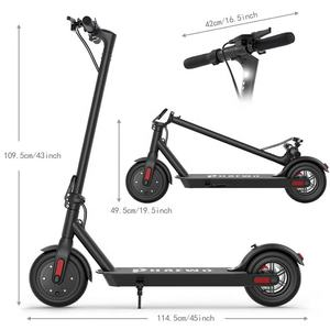 2020 Dropshipping Ipx4 Wholesale adult folding fast e Electric Scooters Waterproof Electric Mobility Scooter EU Warehouse
