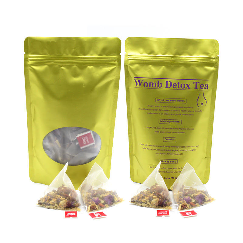 Good Feedback Herbal Womb Health Tea Help Holistic Infertility