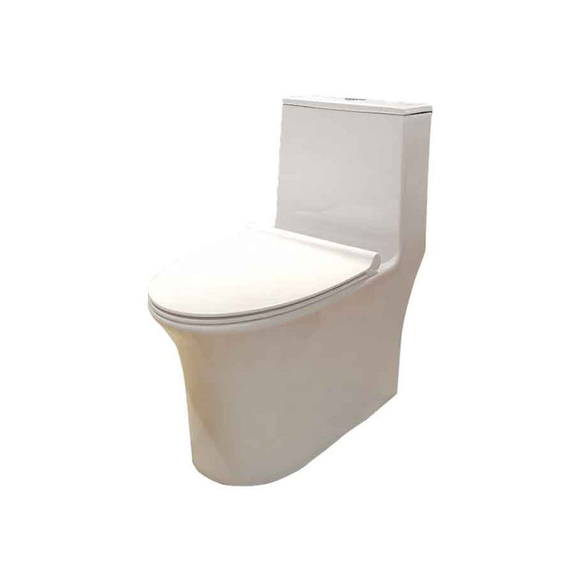 Chinese UPC Siphon One-Piece Toilet Wc Toilets Sanitary Ware