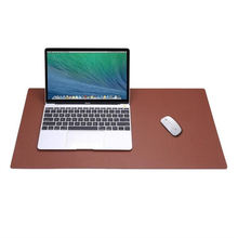 Non-Slip Vegan Leather Desk Pad Protector Desktop Mat for Office