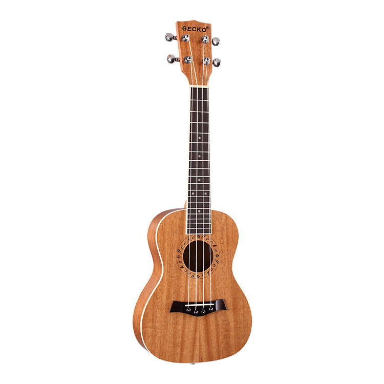 Gecko sells new U23MS series durable mahogany ukulele for all ages