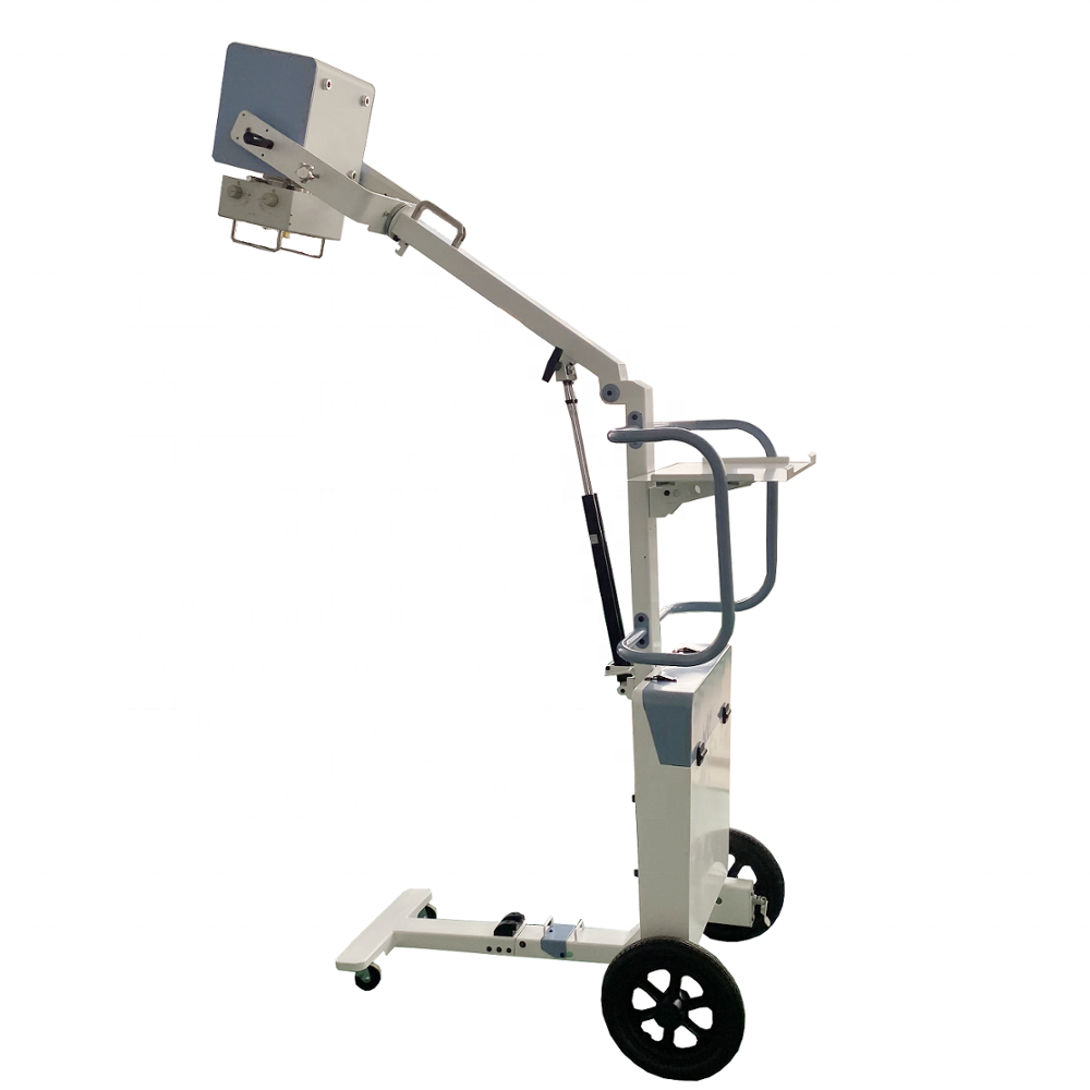 Portable X - ray machine, suitable for human head and chest and other parts of the examination.