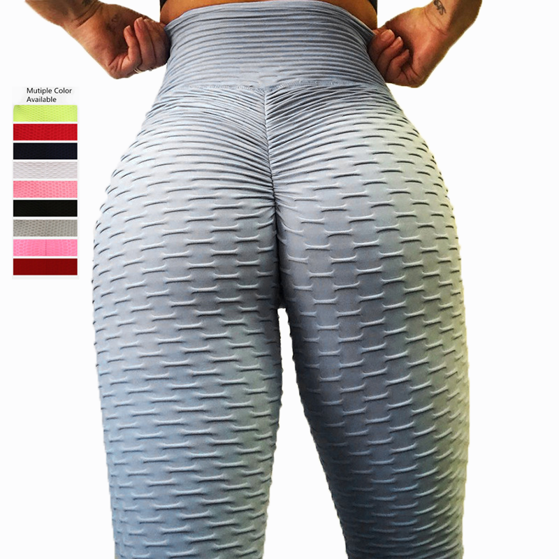Wholesale High Waist Ladies Yoga Leggings womens yoga pants fitness