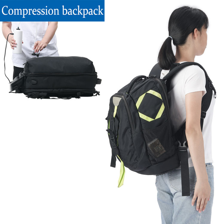 travel backpack with laptop compartment