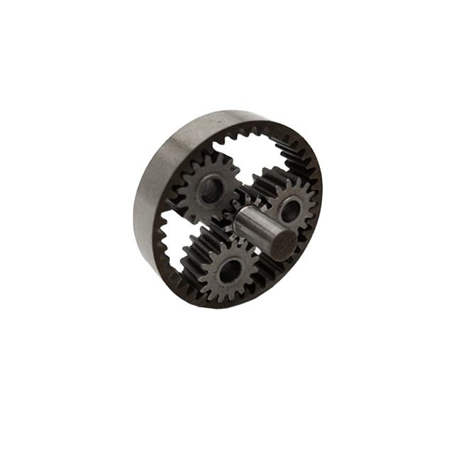 Custom Precision Small Planetary Gear Set