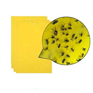 Best Quality China Manufacturer Yellow Sticky Board Glue Paper Insect Trap Catcher