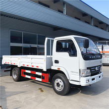 Dominican Hot Sale Yuejin 4-5 Tons Mini Cargo Truck With Good Price