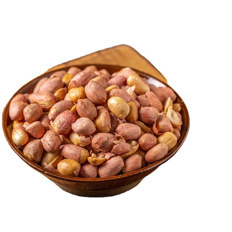 roasted peanut kernel snack food Chinese nut supplier 130 g/bag garlic flavor
