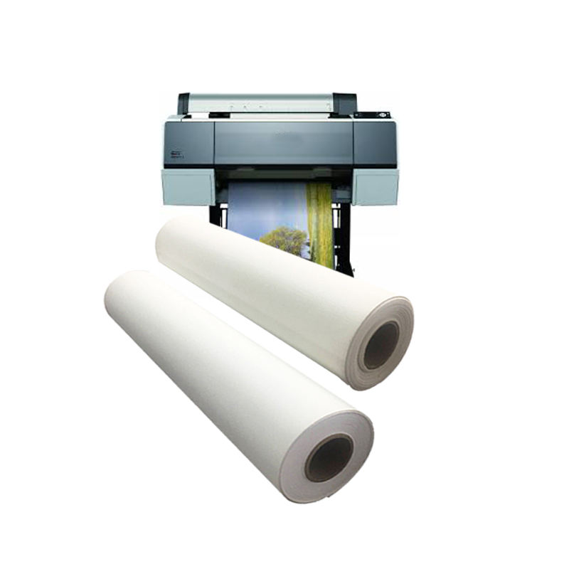 White 260gsm Polyester Glossy Solvent Canvas Roll Printing Suppliers, Polyester Canvas Waterproof