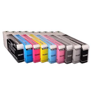 Ocinkjet 700ML/PC T8041-T8049 Compatible Ink Cartridge Full With Pigment Ink For Epson P6000 P7000 P8000 P9000 Printer
