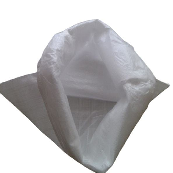 High quality agricultural pp woven sacks with liner bag sugar bags 50kg packaging