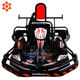 High performance adults baby 50cc electric racing kart kids motor electric go kart racing crazy drifting racing electric kart