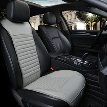 Universal wholesale Pu leather fabric car seat cover