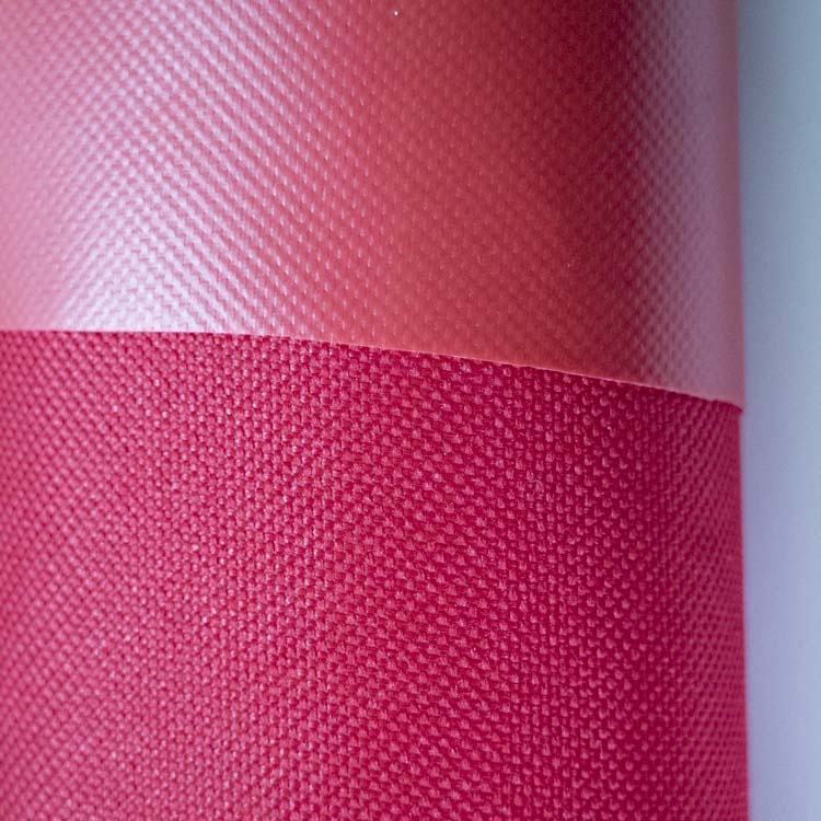 PVC coated best quality waterproof 600d denier polyester oxford fabric in stock