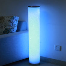 Indoor LED Floor Lamps with Remote for Living Room Bedroom Hotel Star Romantic standing lighting