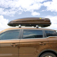 2020 700L Large Capacity Car Roof Racks Aluminum 4x4 Car Roof Luggage Box