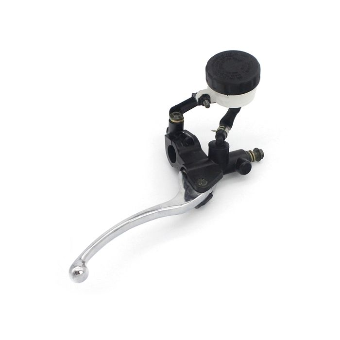 "Dirt Bike Motorcycle Front Brake Lever Master Cylinder With Reservoir Universal 7/8"" 22mm For Honda Yamaha Kawasaki Suzuki GSXR"