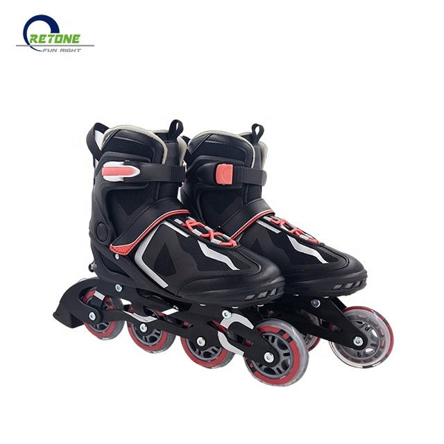 High Quality Adjustable Professional Competition Inline Roller Skate For Sale