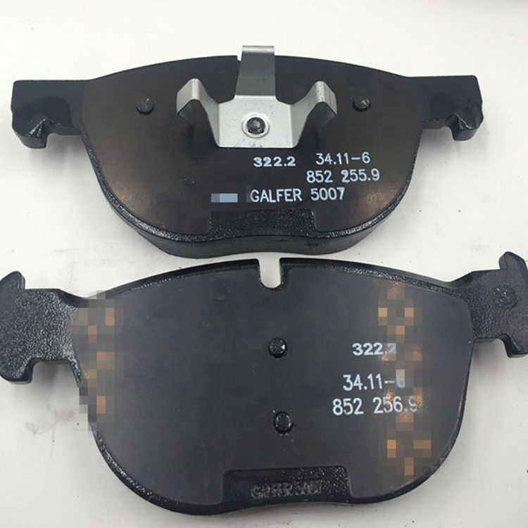 E70 E71 F15 F16 front Brake Pads for bmw Front brake pad kit 34116852253 34116779293