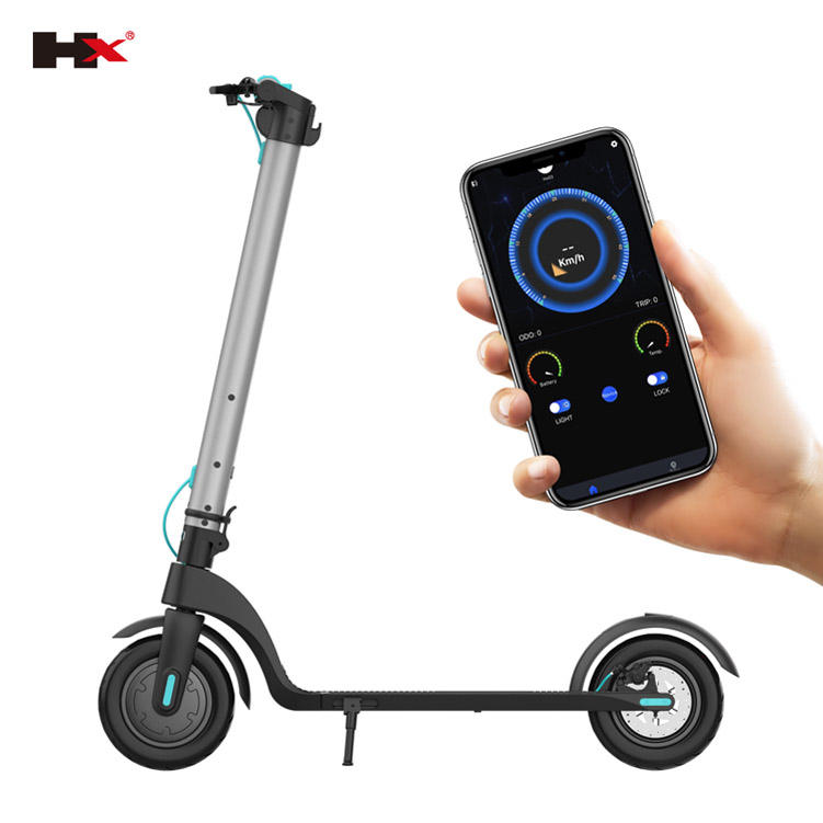 Hx New Model Bikes Car 700W Adult Electric Scooter