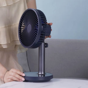 Rechargeable Mini USB Portable Réglable Mini Tour Ventilateur de Table