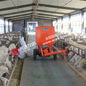 cattle horse sheep goat feeders for pellet feed niblet Powder feed