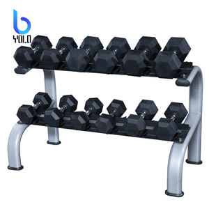 Set Dumbbell Amazon Popular Weightlifting Barbell Set Suit For Gym Fitness Hex Dumbbell