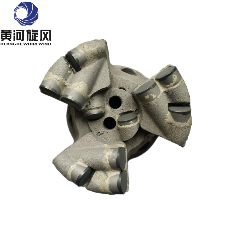 HHWW Huanghe Whirlwind new type PDC non core matrix body drill bits for oil and water well
