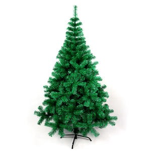 Factory sales large PVC bare encryption 1.8 m Christmas tree