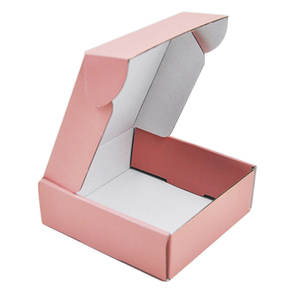Cardboard Corrugated mailing Carton / Paper Shipping Box