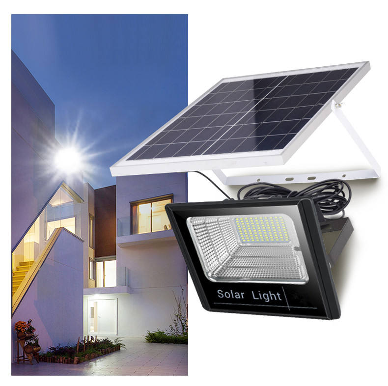 Led flood light led solar security light solar flood light 25W 40W 60W 100W 150W 200W